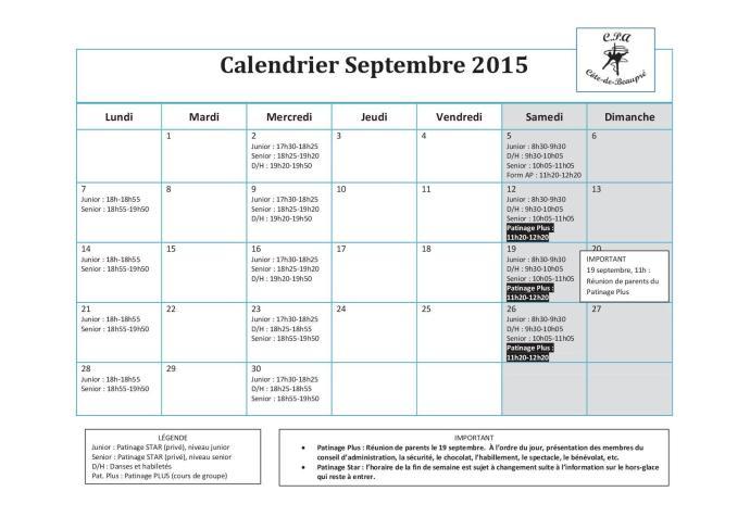Calendrier 2015-09