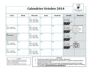 Calendrier 2014-10