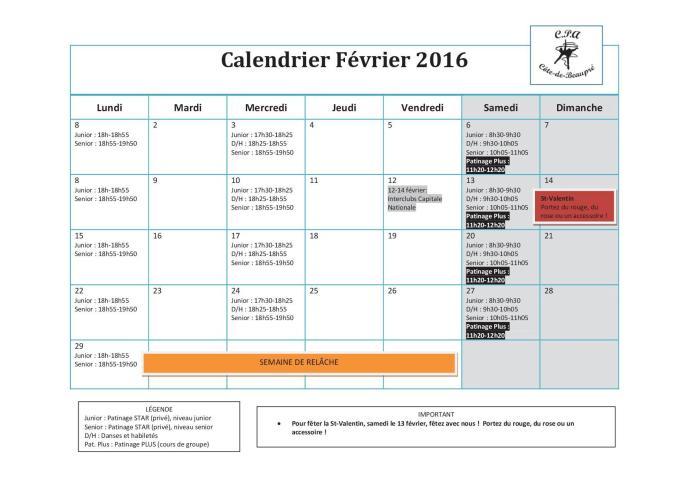 Calendrier 2016-02
