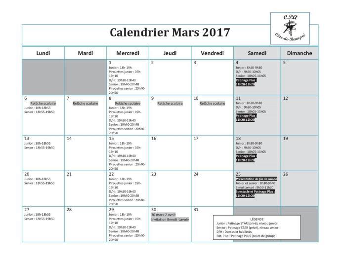 Calendrier 2017-03